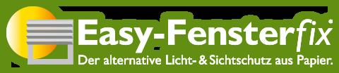 Easy-Fensterfix – Der alternative Licht- und Sichtschutz aus Papier